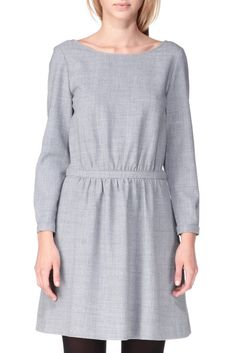 Pencil dress - 1h15kim - Grey Ba&sh on MonShowroom.com