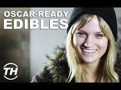 Oscar-Ready Edibles - Courtney Scharf Takes a Bite Out of Oscar Party Food Ideas #oscar #food #party