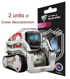 IPG For Cozmo Robot Face Screen Guard. Excellent protector from unexpected attacks of kids and pets. Best protection against scratches - Toys Cozmo Robot, Invisible Screen, Tinker Toys, Baby Girl Toys, Cleaning Toys, Kid Toy Storage, Screen Guard, Outdoor Toys, Great Christmas Gifts