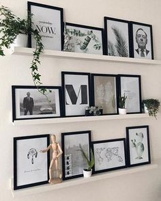 Curated Wall Art Sets and Poster Sets Set of 3 pictures JUNIQE – Garden ideas My Living Room, My Room, Living Room Decor, Garden Ideas With Plastic Bottles, Woodland Nursery Decor, Wall Art Sets, House Rooms, Printable Wall Art, Wall Design