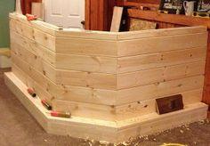 Building My Basement Bar Woodworking Talk Woodworkers Forum - Onegoodthing Basement