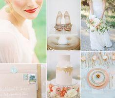 A Neutral Wedding Palette