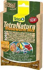 Tetra Fish Food Natura Bloodworm Mix 80g