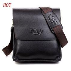 Elegant Leather Messenger Bag  Price: 23.06 & FREE Shipping  #hashtag1
