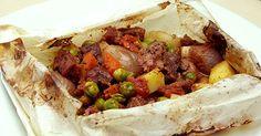 Kağıt Kebabı Tarifi -Ev Yemeği Tarifleri