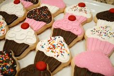 From Marriage to Motherhood: Sugar Cookies Decorated with Royal Icing