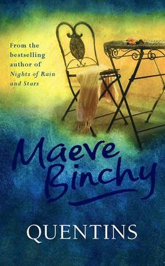 maeve binchy - quentins or 3 for Great Books To Read, I Love Books, Good Books, My Books, Film Books, Book Authors, Maeve Binchy, Saga, Romance