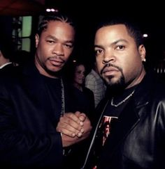 X-ibit and Ice Cube
