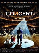 """""""El concierto"""" (2009) de Radu Mihaileanu.  Todo un drama emotivo cubierto del envoltorio más estrambótico."""