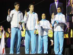 (LEER...) #VERACRUZ2014: Barrondo, Maegli y González los abanderados http://www.comotedeje.com/index.asp?CID=53&NID=6651