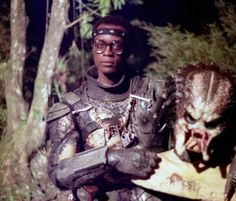 kevin peter hall and arnold schwarzenegger - Pesquisa Google