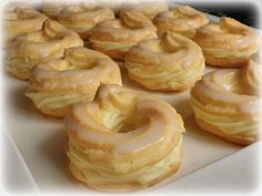 Onion Rings, Doughnut, Food And Drink, Sweets, Ethnic Recipes, Anna, Pictures, Sweet Pastries, Gummi Candy