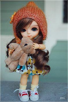 ♥Happy Birthday Pai-pie! ♥ | Horrible that I almost forgot P… | Flickr Tiny Dolls, New Dolls, Ooak Dolls, Blythe Dolls, Beautiful Barbie Dolls, Pretty Dolls, Cute Girl Hd Wallpaper, Cute Baby Dolls, Cute Cartoon Girl
