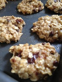 Weight Watcher Breakfast Cookies | Makes 28 Cookies. Nutrition per serving: Weight Watcher Points + 2 ...