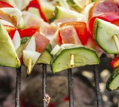 Grilling makes any food taste great. It brings out a special flavor and it's also very fun! Ther...