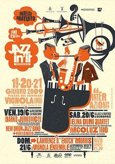 jazzin'it 2009 : bomboland