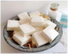Sabonete arruda com sal grosso - Luz e Aroma Sabonetes  Finos e Afins