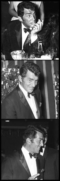 Dean Martin.....born 1917, died Dec. 25, 1995. There'll never be another like him!! Rest in Peace, Dean.