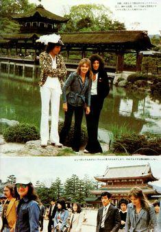 Fuck Yeah Mercury — Queen in Japan Freddie Mercury, Queen Photos, Queen Pictures, Brian May, John Deacon, Roger Taylor Queen, Ben Hardy, Greatest Rock Bands, We Will Rock You
