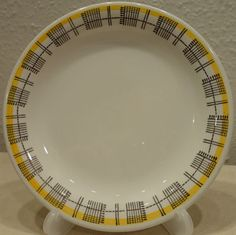 "Vintage Rorstrand ""Fiesta"" Lunch Plate 18 5cm 