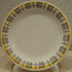 "Vintage Rorstrand ""Fiesta"" Lunch Plate 18 5cm | eBay"