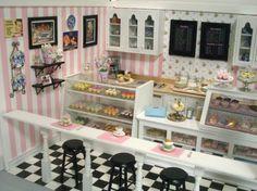 Cupcake Shop Layout