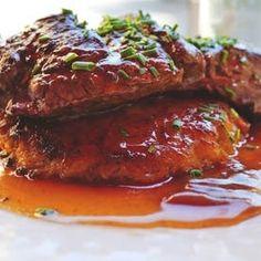 Tuna Steak Recipes soy Sauce Fresh Best New York Strip Steak Marinade Strip Steak Marinade, Steak Marinade Recipes, Sauce Recipes, Beef Recipes, Cooking Recipes, Strip Roast Recipe, Blade Steak Recipes, Best Steak Sauce, New York Strip Steak