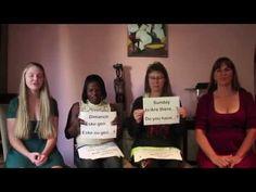 Basic phrases in English and Haitian Creole (Aprann Angle) - YouTube