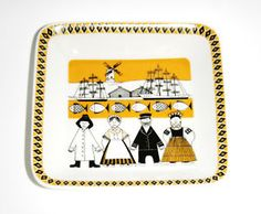 Arabia Finland Raija Uosikkinen Emilia dish Ceramic Design, Scandinavian Design, Kitchenware, Finland, Lust, Mid-century Modern, Mid Century, Pottery, China