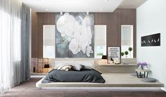 interior designers bedrooms. 8 Outstanding Floor Bed Designs That Are Worth Your Time  Variety Of Awesome Bedroom Interior 40 Serenely Minimalist Bedrooms To Help You Embrace Simple