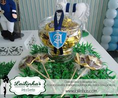 Lailinhas - Dando asas a imaginação: Festa Rei Arthur