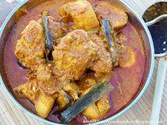 Kitchen Simmer: Chicken Curry- Sri Lankan- My Mother's Version
