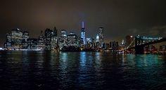 Manhattan. Vista Nocturna