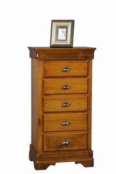 Amish Chantilly Lingerie Chest The luxury of a lingerie chest is captured in the Chantilly. Built with solid wood and fine Amish craftsmanship. Store delicate items in this special chest customized just for you. #bedroomstorage #lingeriechest