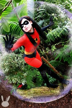 The Incredibles Violet, Cosplayer Tsuki No Ookami, Photos by Fimolicious.