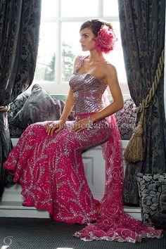Reception Dresses & Engagement Outfits