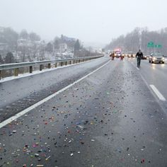 LEGO Spill Shuts Down Part of West Virginia Highway: Top 9 Mom Responses