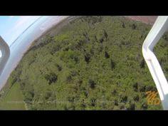 DJI Phantom GoPro Black aerial video flight Prince Edward Island Canada ...