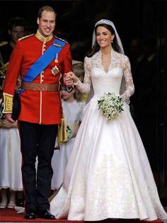 Prince and princess!