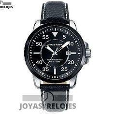 Sublime ⬆️😍✅ Viceroy 47831-04 😍⬆️✅ , ejemplar perteneciente a la Colección de RELOJES VICEROY ➡️ PRECIO 125 € En exclusiva en 😍 https://www.joyasyrelojesonline.es/producto/reloj-viceroy-caballero-47831-04-acero-bicolor-ip-negro/ 😍 ¡¡No los dejes Escapar!! #Relojes #RelojesViceroy #Viceroy