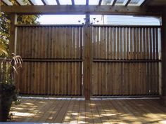 deck and privacy fence photos | Outdoor Privacy Walls, Arbors, Pergolas - GTA - Toronto Area