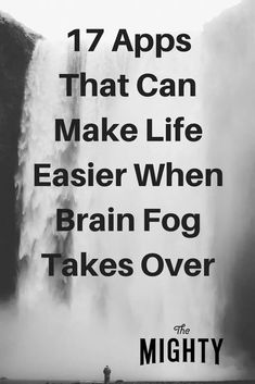 17 Apps That Can Make Life Easier When Brain Fog Takes Over #brainfog #chronicfatigue Chronic Illness, Chronic Pain, Chronic Fatigue Syndrome Diet, Crps, Brain Fog, After Life, Brain Injury, Invisible Illness, Brain Health