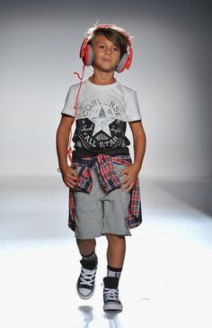 Nike/Levi Kids- Runway - Mercedes-Benz Fashion Week Spring 2015 - Pictures - Zimbio