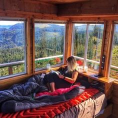 6 Oregon Fire Towers You Can Rent