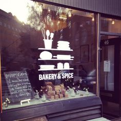 Bakery & Spice (Stockholm) Best cinnamon buns in the city!!