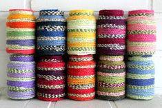 Taimitarha: 10 kynäpurkkia Diy Crafts For School, Textile Fabrics, Yarn Crafts, Handicraft, Crochet, Art For Kids, Projects To Try, Knitting, Crochet Bookmark Pattern