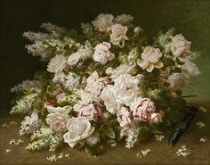 Paul De Longpre (1855-1911)