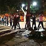 Operação combate sexo, drogas e rock'n'roll em praça 'problemática' de Londrina - praça, londrina, sexo, drogas - Bondenews