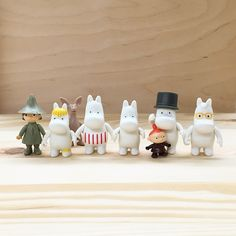 the little dröm store — Moomin Christmas Gift Guide, Xmas Gifts, Moomin Valley, Dolly Doll, Enchanted Doll, Tove Jansson, Crochet Bunny, Collectible Figurines, Weird And Wonderful