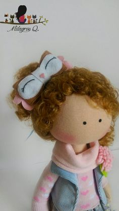 Muñeca hecha con amor